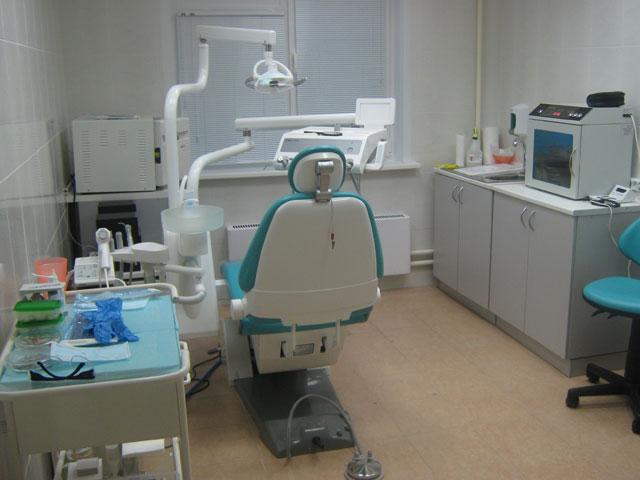 Новое стоматологическое кресло